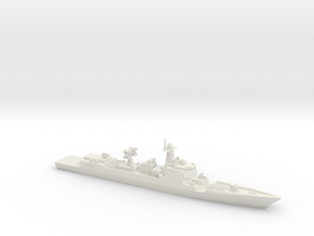 052D Destroyer, 1/1250, HD Ver. in White Natural Versatile Plastic
