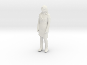 Printle C Femme 213 - 1/43 - wob in White Strong & Flexible