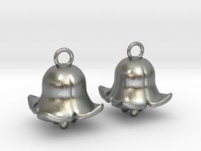Belling in Natural Silver (Interlocking Parts): Medium