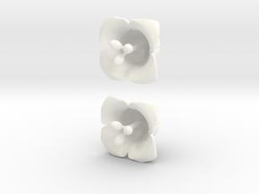 Belling in White Processed Versatile Plastic: Small
