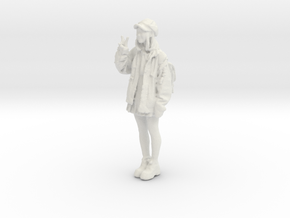 Printle C Femme 217 - 1/35 - wob in White Strong & Flexible