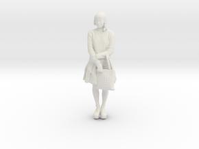 Printle C Femme 218 - 1/43 - wob in White Natural Versatile Plastic