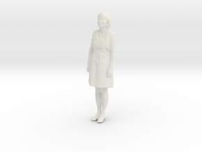 Printle C Femme 238 - 1/64 - wob in White Natural Versatile Plastic