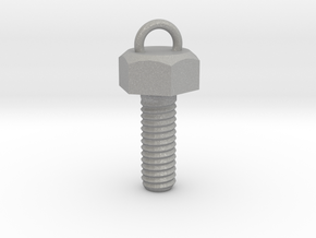 Hex Bolt in Aluminum