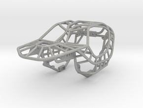 Raptor Rock Bouncer Chassis 1/24 scale in Raw Aluminum