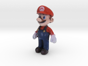 1/43 Mario in Full Color Sandstone