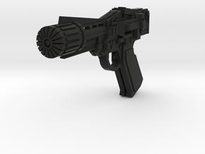 Colonial Blaster (BSG-TOS) in Black Natural Versatile Plastic