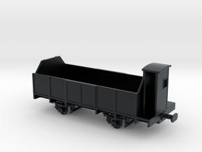 FCL carro Lcm in Black Hi-Def Acrylate
