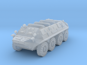 Btr 60 Open Vehicle 1/200 in Smooth Fine Detail Plastic