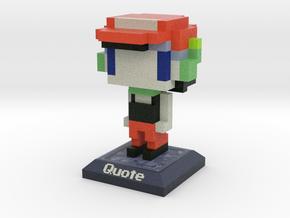 Quote Base in Full Color Sandstone