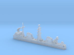 1/600 scale HMS Invincible Island in Smooth Fine Detail Plastic