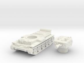 Centaur IV Tank (British) power 1/144 in White Strong & Flexible