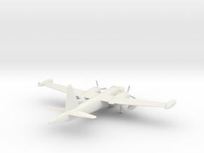 Lockheed Neptune - 1:200scale in White Natural Versatile Plastic