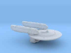 Terran Shepard Class Strike Cruiser - 1:7000 in Smooth Fine Detail Plastic