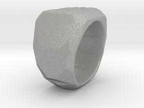 Sphynx Ring Alpha in Aluminum: 7.5 / 55.5
