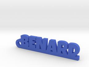 BENARD Keychain Lucky in Natural Brass