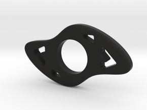 Spinner in Black Natural Versatile Plastic
