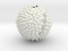 Ambrosia in White Natural Versatile Plastic