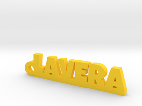 LAVERA Keychain Lucky in Black PA12