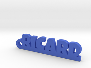 RICARD Keychain Lucky in Blue Processed Versatile Plastic