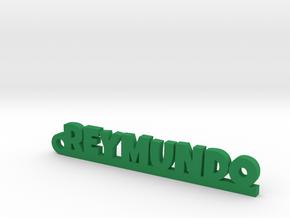 REYMUNDO Keychain Lucky in Green Processed Versatile Plastic