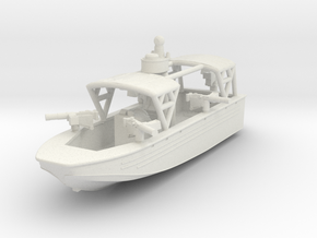 1/144 USN SWCC SOC-R with canopy and guns in White Natural Versatile Plastic