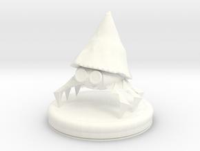 Hermit Wizard in White Processed Versatile Plastic