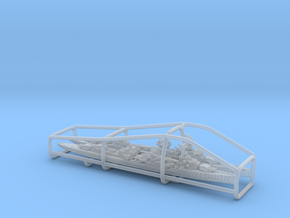KM CL [Bundle] Leipzig + Nurnberg in Smooth Fine Detail Plastic: 1:3000
