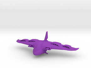GAW 1:2400 scale in Purple Processed Versatile Plastic