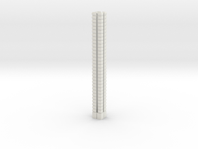 HOea02 - Architectural elements 1 in White Strong & Flexible