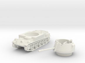 40M Nimrod (Hungary) 1/100 in White Natural Versatile Plastic
