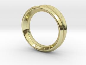 Modern+Taper in 18k Gold: 6.5 / 52.75
