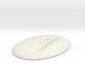 IPad Air2 Ufo in White Natural Versatile Plastic