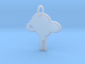 Wish Tree in Smooth Fine Detail Plastic