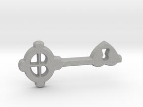 Love Key I in Aluminum