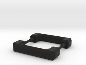 Door Handle Pair for RC4WD Blazer Body in Black Natural Versatile Plastic