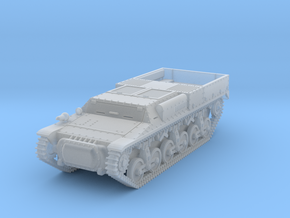 PV176C Lorraine 37L Tractor (1/87) in Smooth Fine Detail Plastic