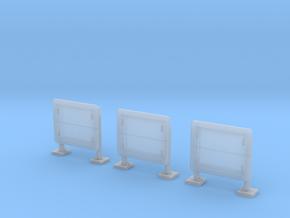 TJ-H04661x3 - Armoires a relais et a redresseurs in Smooth Fine Detail Plastic