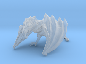 Game Of Thrones Dragon (large) in White Natural Versatile Plastic