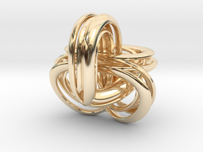 Parallel Universe - Helen in 14K Yellow Gold