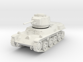 PV177A Stridsvagn m/38 (28mm) in White Natural Versatile Plastic