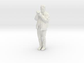 Printle C Homme 570 - 1/64 - wob in White Natural Versatile Plastic