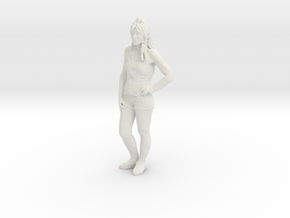 Printle C Femme 285 - 1/43 - wob in White Strong & Flexible