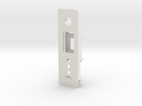 DNA75 Color DNA75C v1 Faceplate in White Strong & Flexible