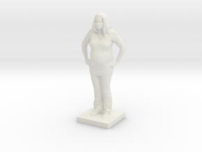 Printle C Femme 130 - 1/20  in White Natural Versatile Plastic