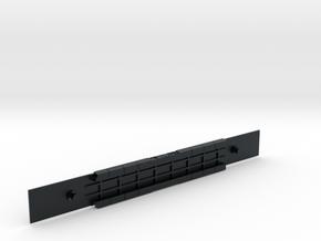 AMTRAK Viewliner 2 Chassis  in Black Hi-Def Acrylate