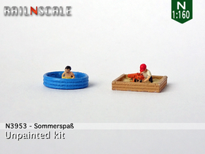 Sommerspaß (N 1:160) in Smoothest Fine Detail Plastic
