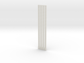 HOea112 - Architectural elements 2 in White Strong & Flexible