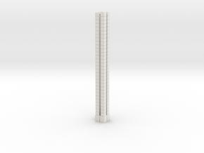 HOea102 - Architectural elements 2 in White Natural Versatile Plastic