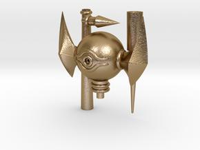 Millennium Rod - Yu-gi-oh! in Polished Gold Steel